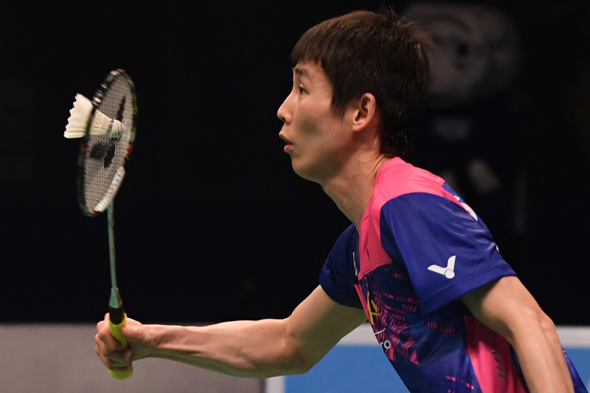 World number one Son eyes home BWF Korea Open title