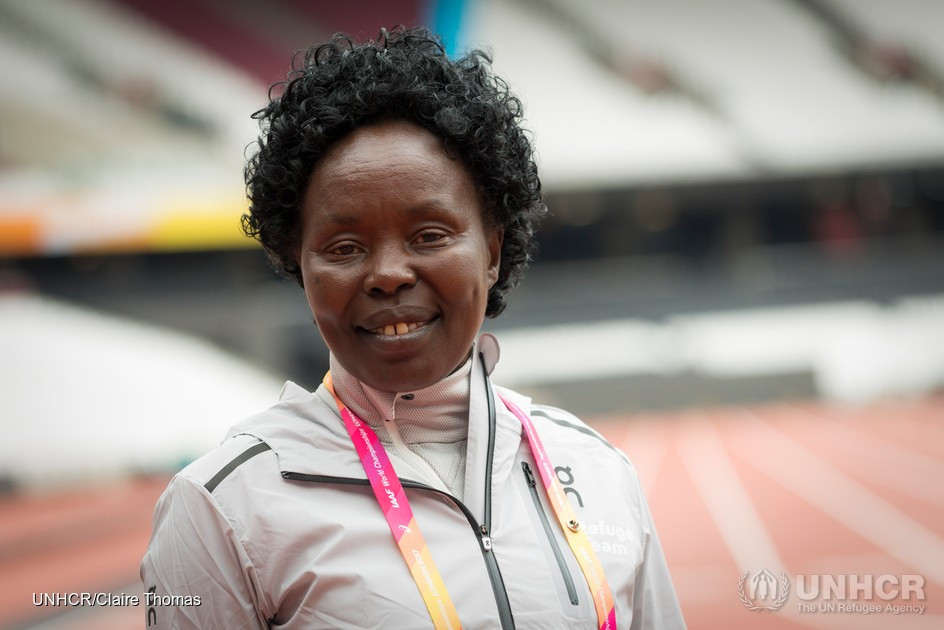 Loroupe to lead refugee team at Ashgabat 2017