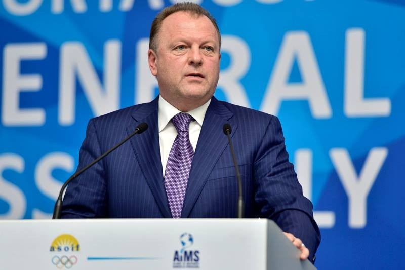 SportAccord President Marius Vizer has drawn up a 20-point plan ahead of his proposed meeting with IOC counterpart Thomas Bach ©SportAccord