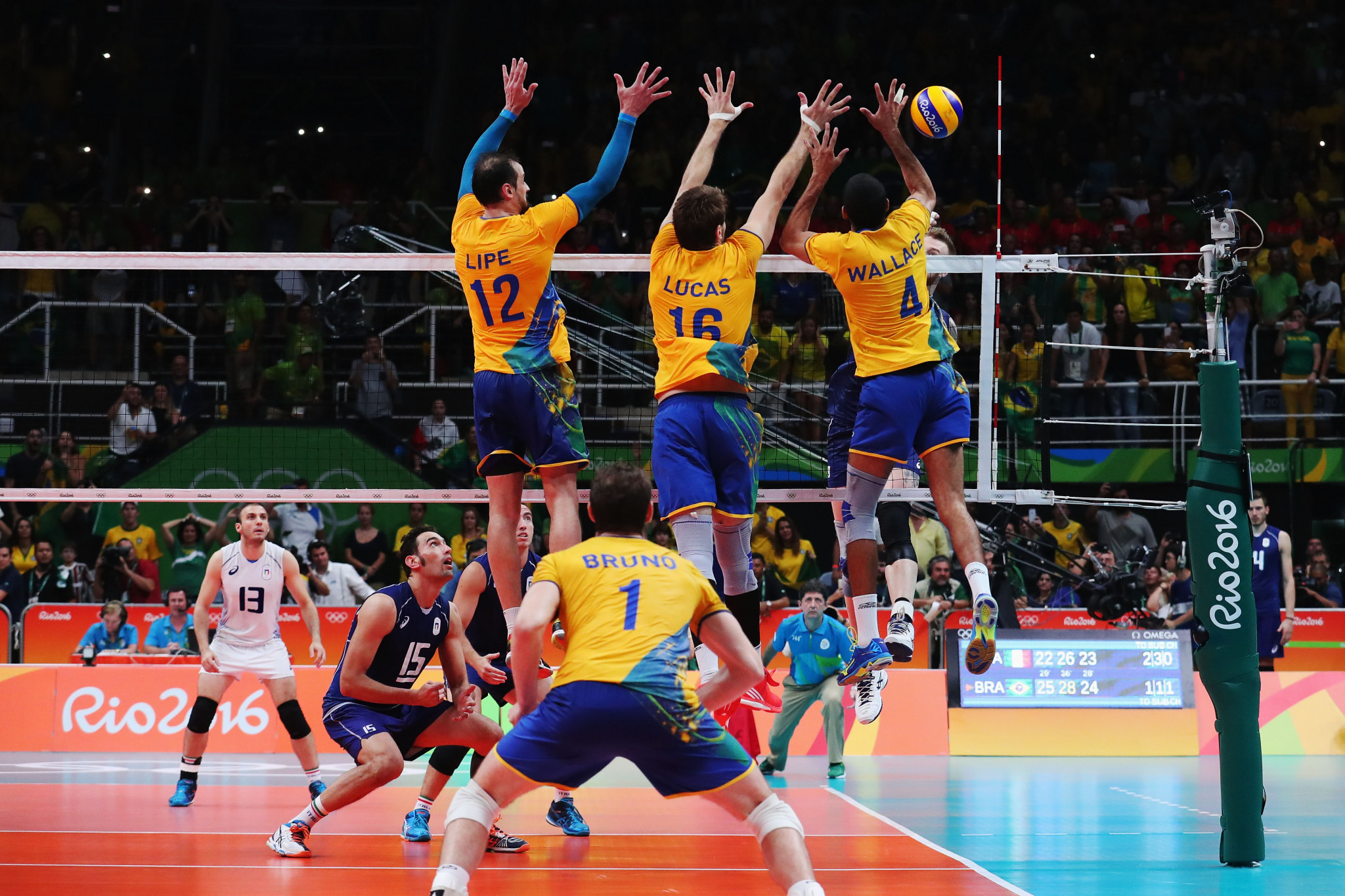 Brazil target fourth consecutive FIVB Men's World Grand Champions Cup title