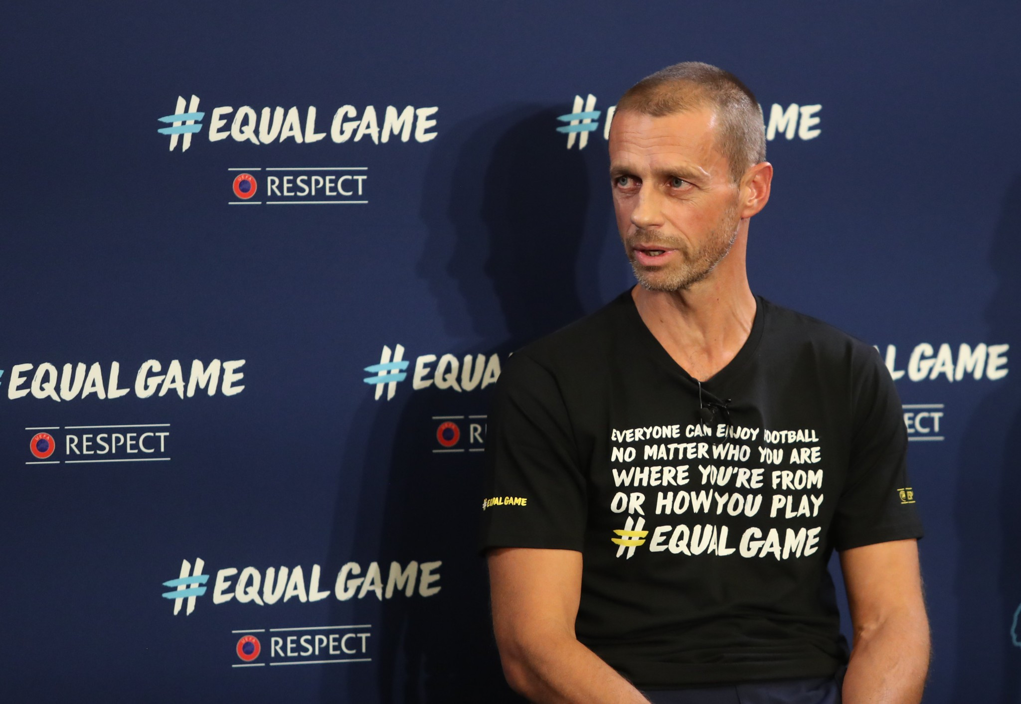 UEFA recruit global stars for respect campaign