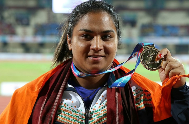 Manpreet Kaur had already failed drugs tests earlier this year ©Getty Images