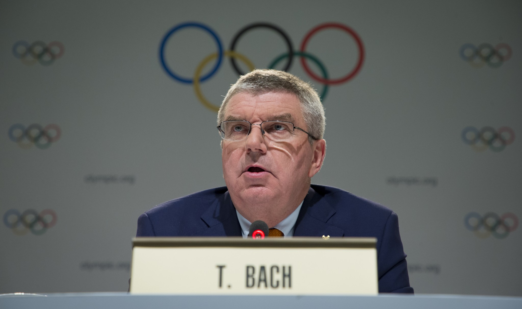 Paris 2024 and Los Angeles 2028 in relaxed mood but Bach faces questions over IOC corruption