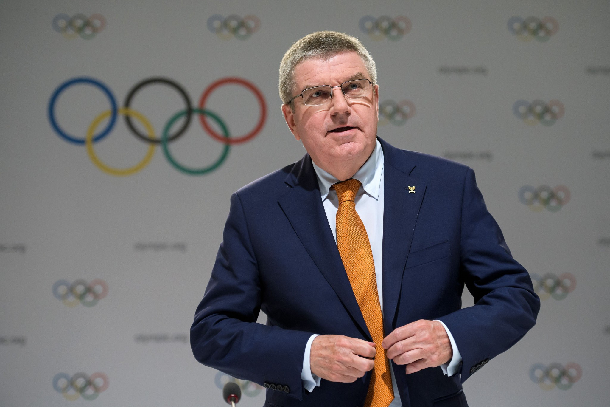 Thomas Bach has insisted the credibility issues currently facing the IOC are the fault of individuals and not the organisation as a whole ©Getty Images