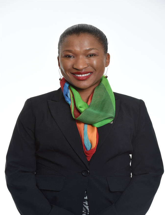 Tebogo Lebotse-Sebego is to be awarded the Presidential Certificate of Honour in Botswana ©INF
