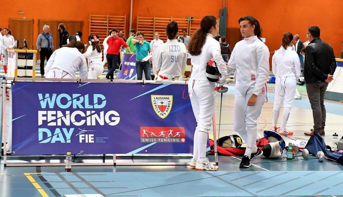 FIE celebrate World Fencing Day across the globe