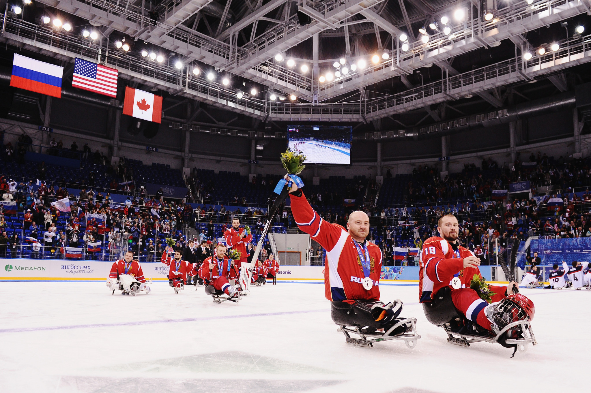 It is already too late for Russia to compete at Para-ice hockey ©Getty Images