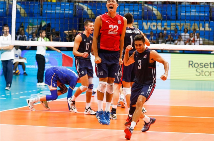 Defending champions United States through to FIVB World League semi-finals as hosts Brazil bow out