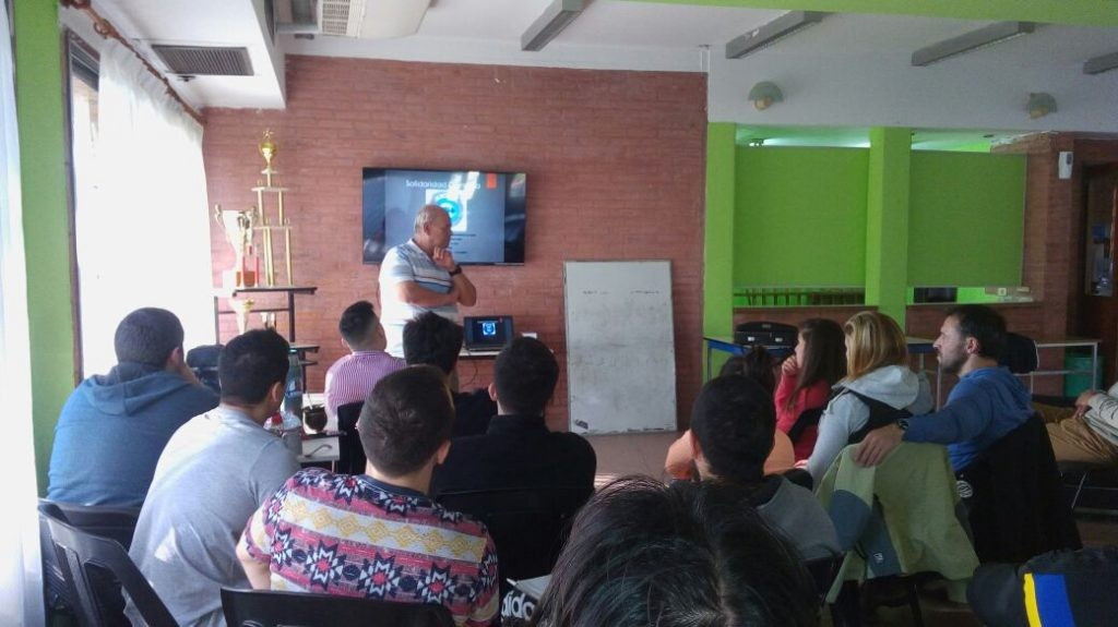 Argentinean Weightlifting Federation hosts coaching course after Olympic Solidarity backing