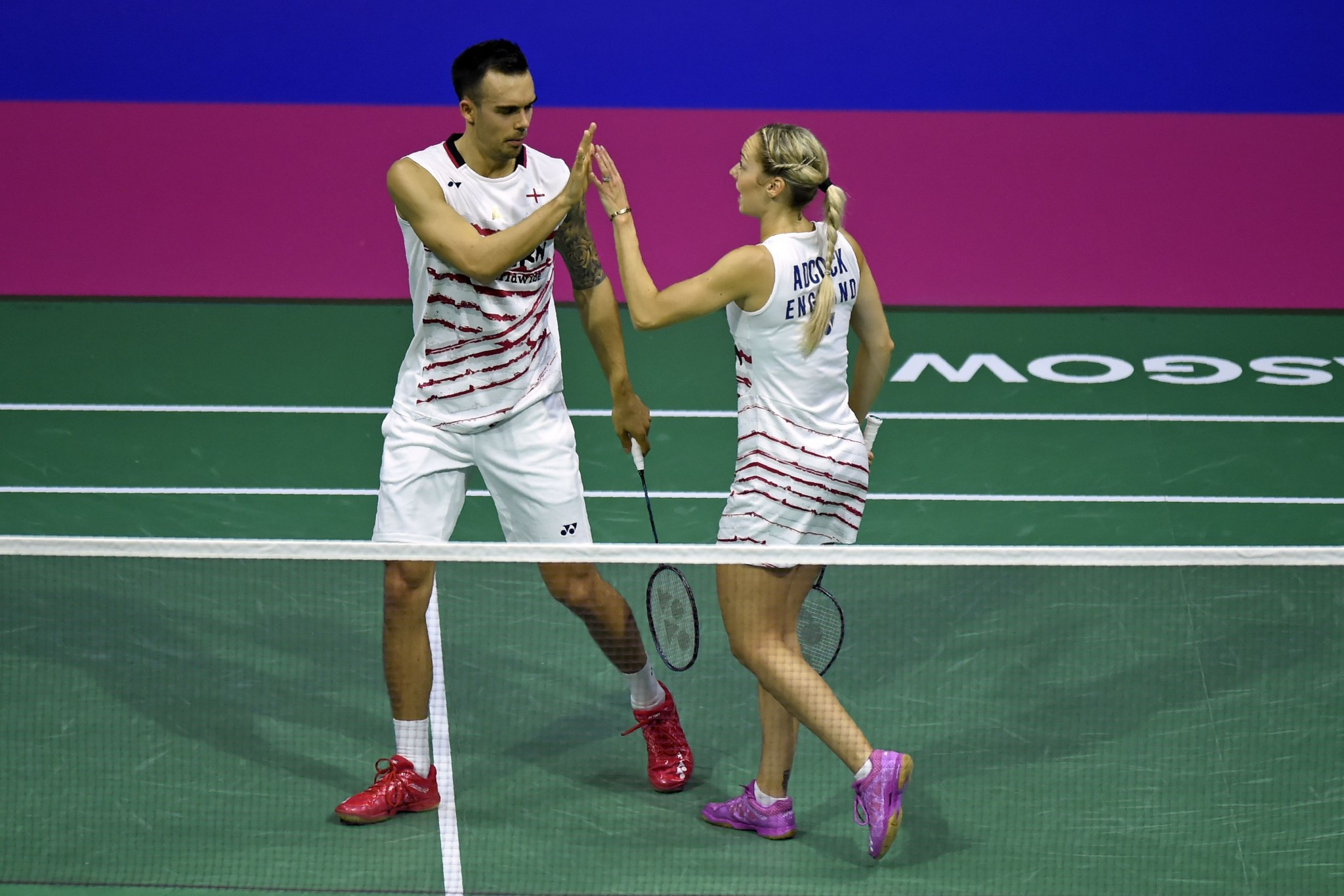 Adcocks through as mixed doubles begins BWF Korea Open