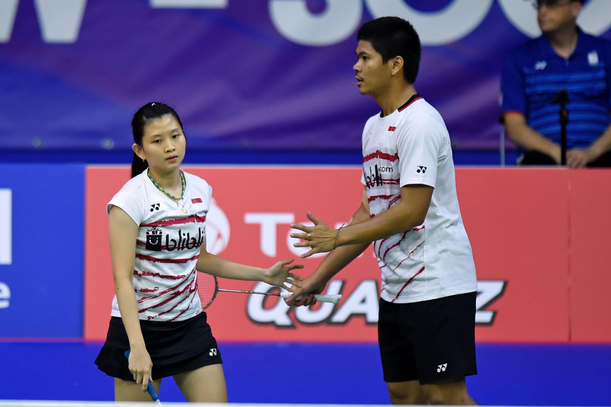 Adcocks through as mixed doubles begins BWF Korea Open