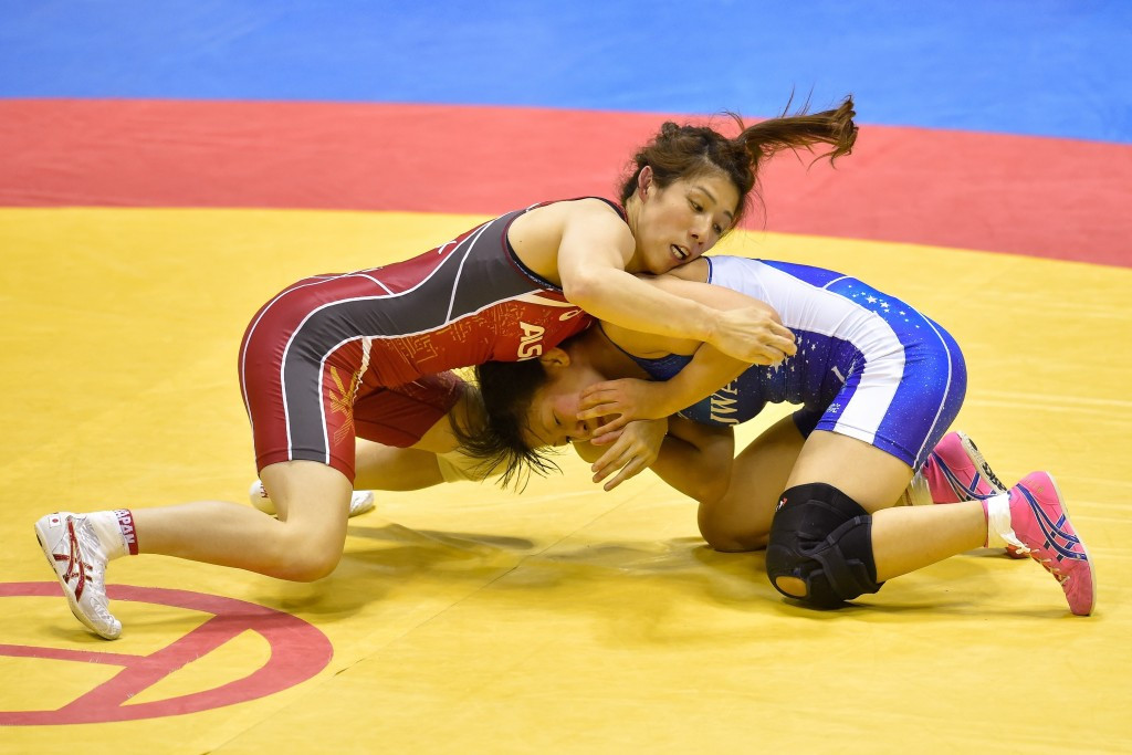 Japanese trio head to 2015 World Wrestling Championships as favourites to retain titles after topping world rankings