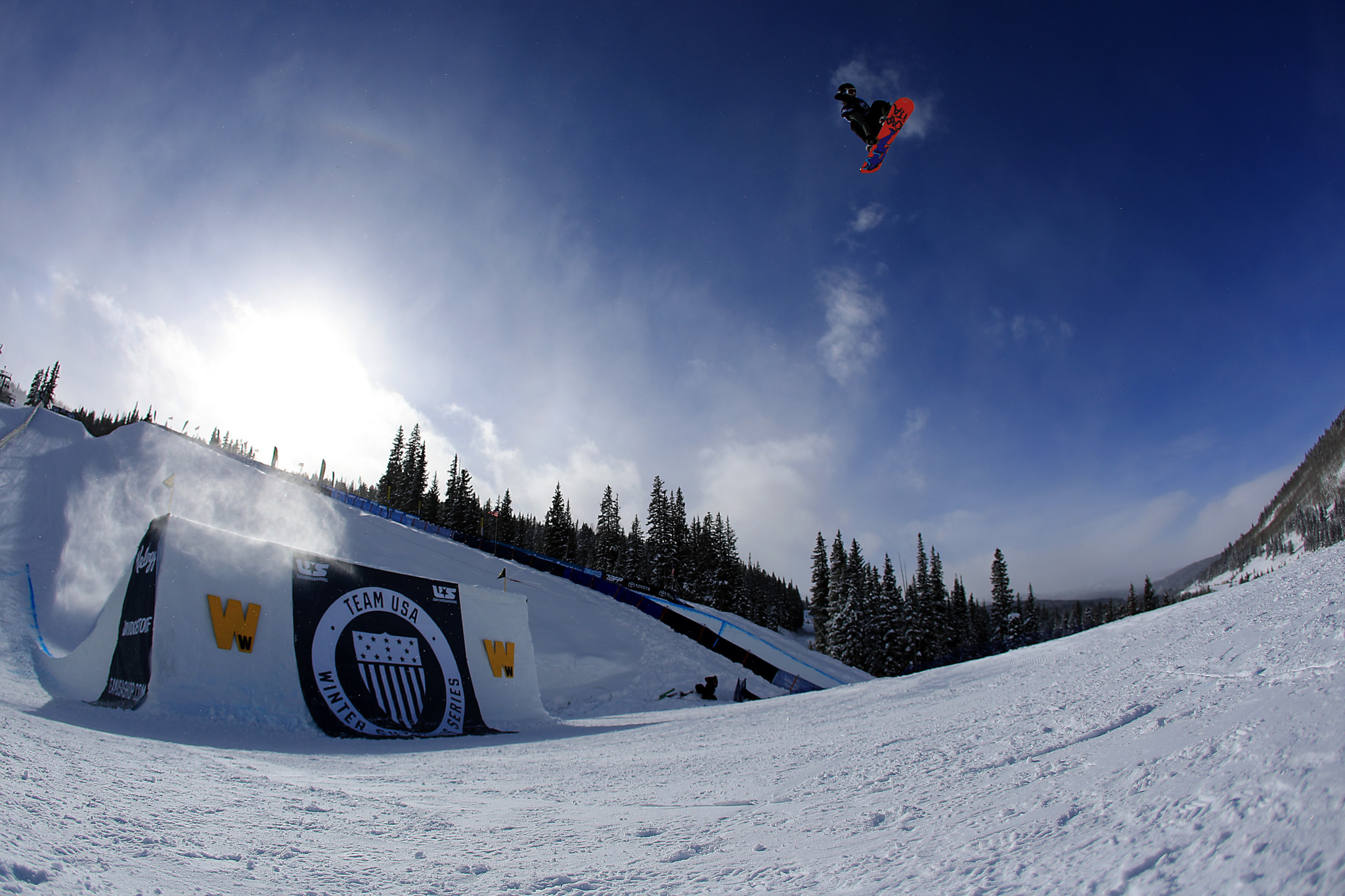 Big air snowboarding will make its Olympic debut at Beijing 2022 ©Getty Images
