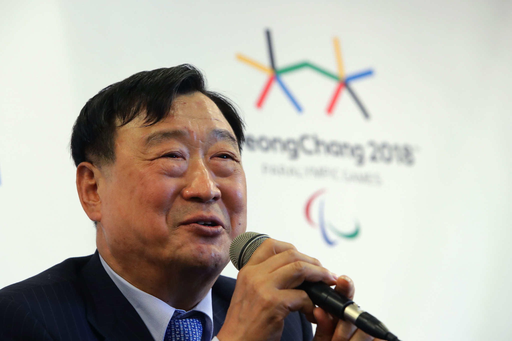 Pyeongchang 2018 President downplays concerns and calls for Russian and North Korean participation