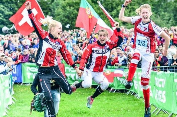 Denmark seal maiden World Orienteering Championships crown with dominant victory in Scotland