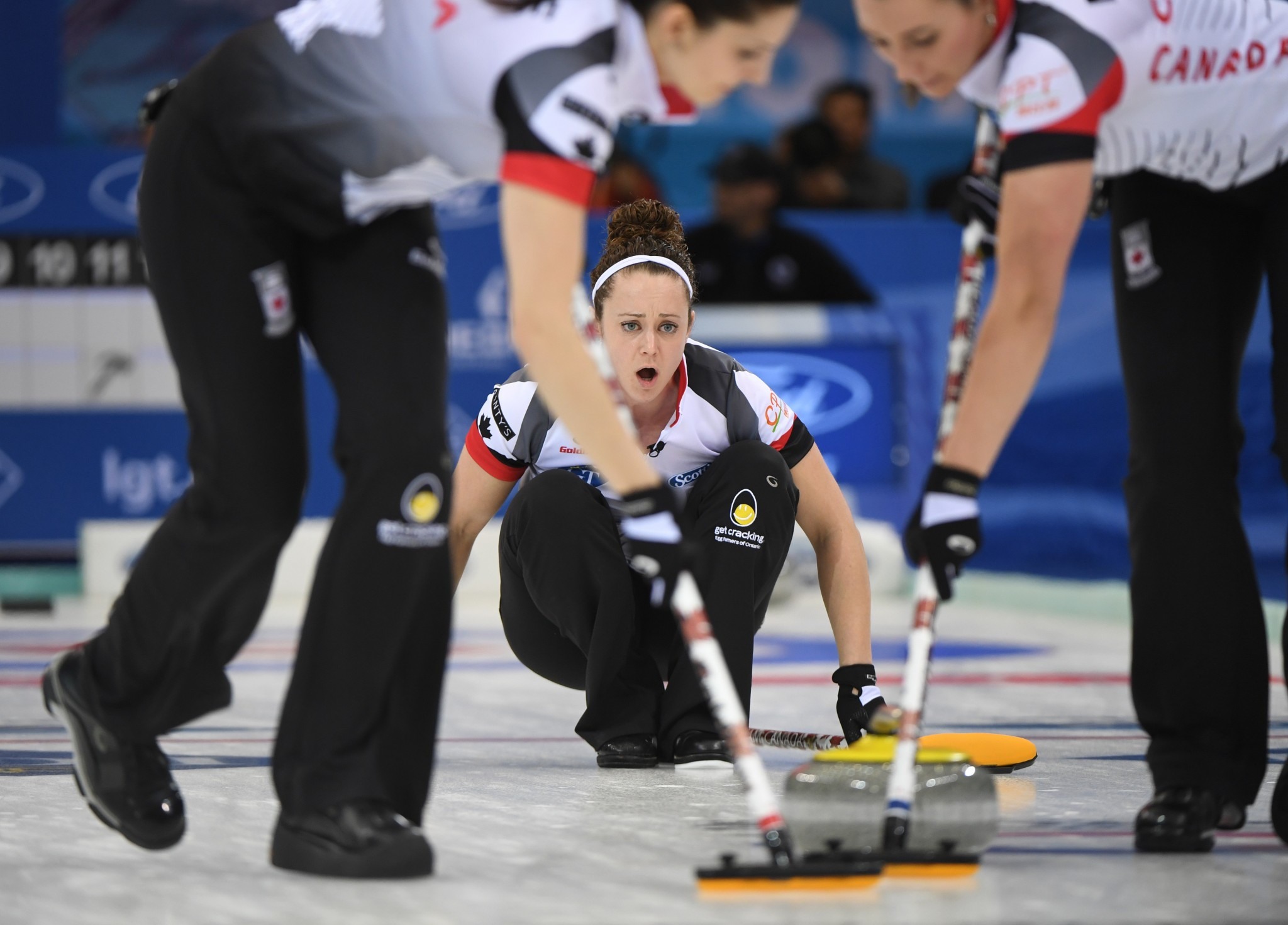 The World Curling Federation has extended its deal with Curling Canada ©WCF