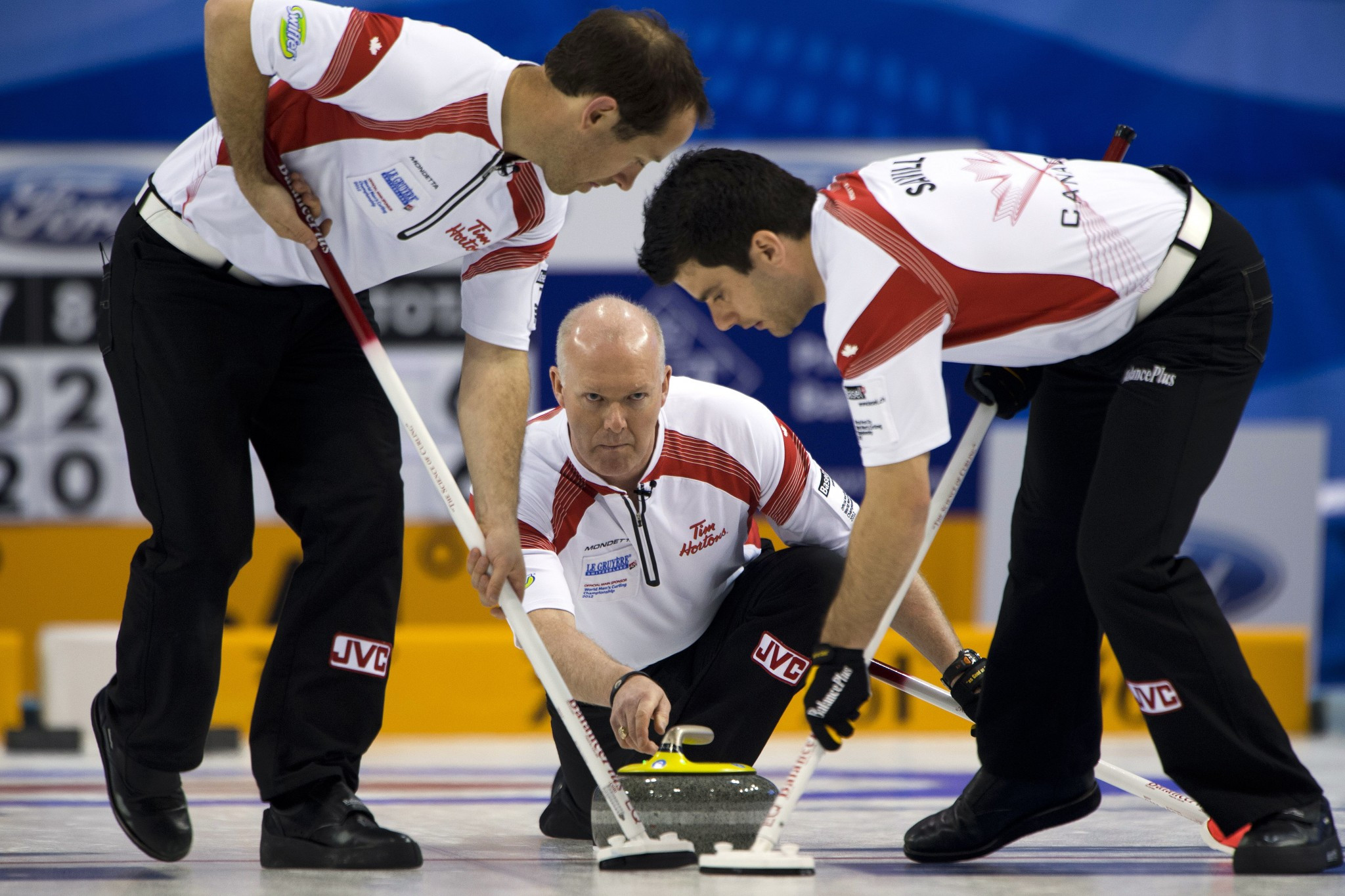 The deal means Canada will host a senior World Championship on an annual basis  ©Getty Images
