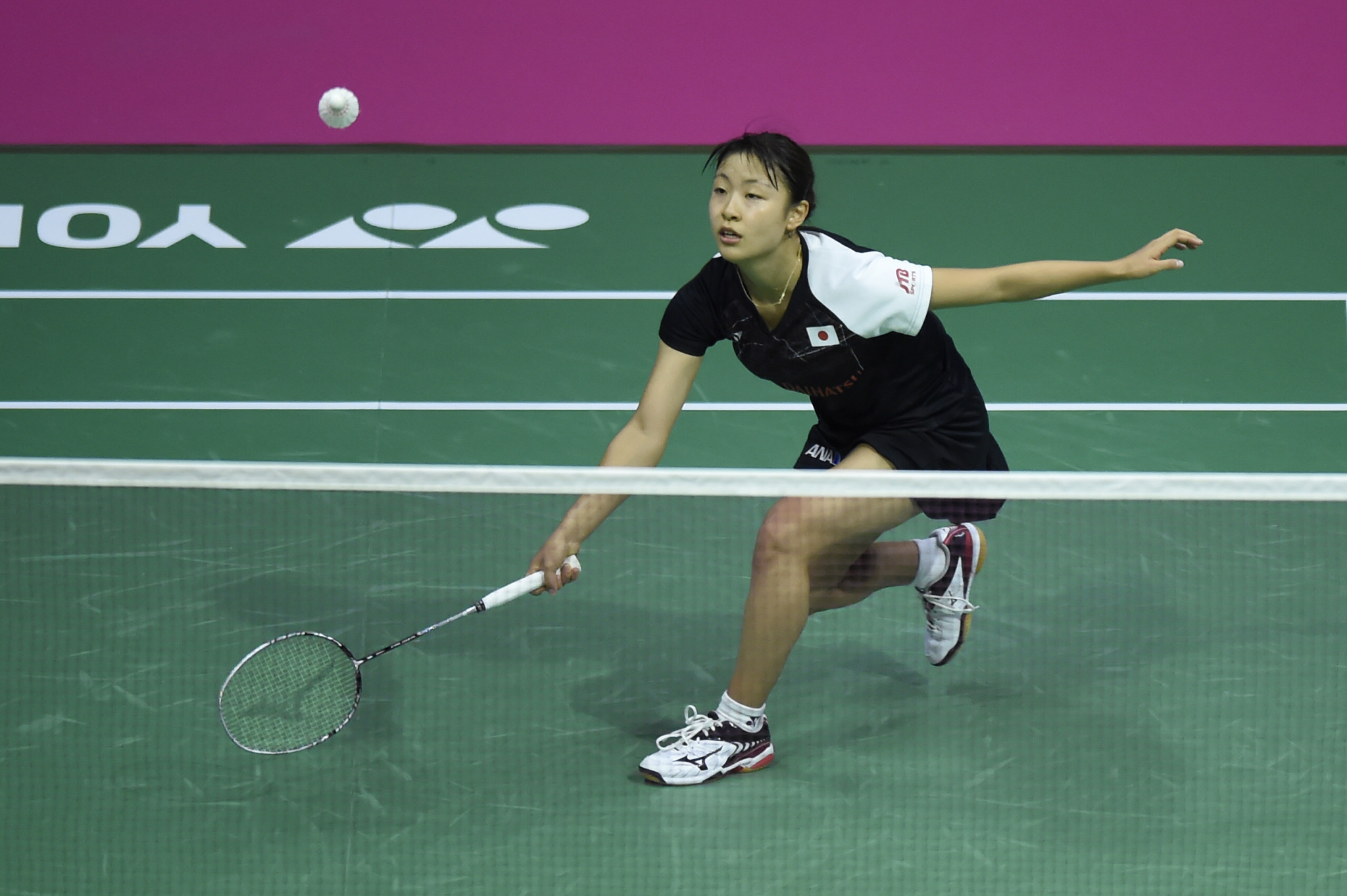 World champion Okuhara among players to progress at BWF Korea Open