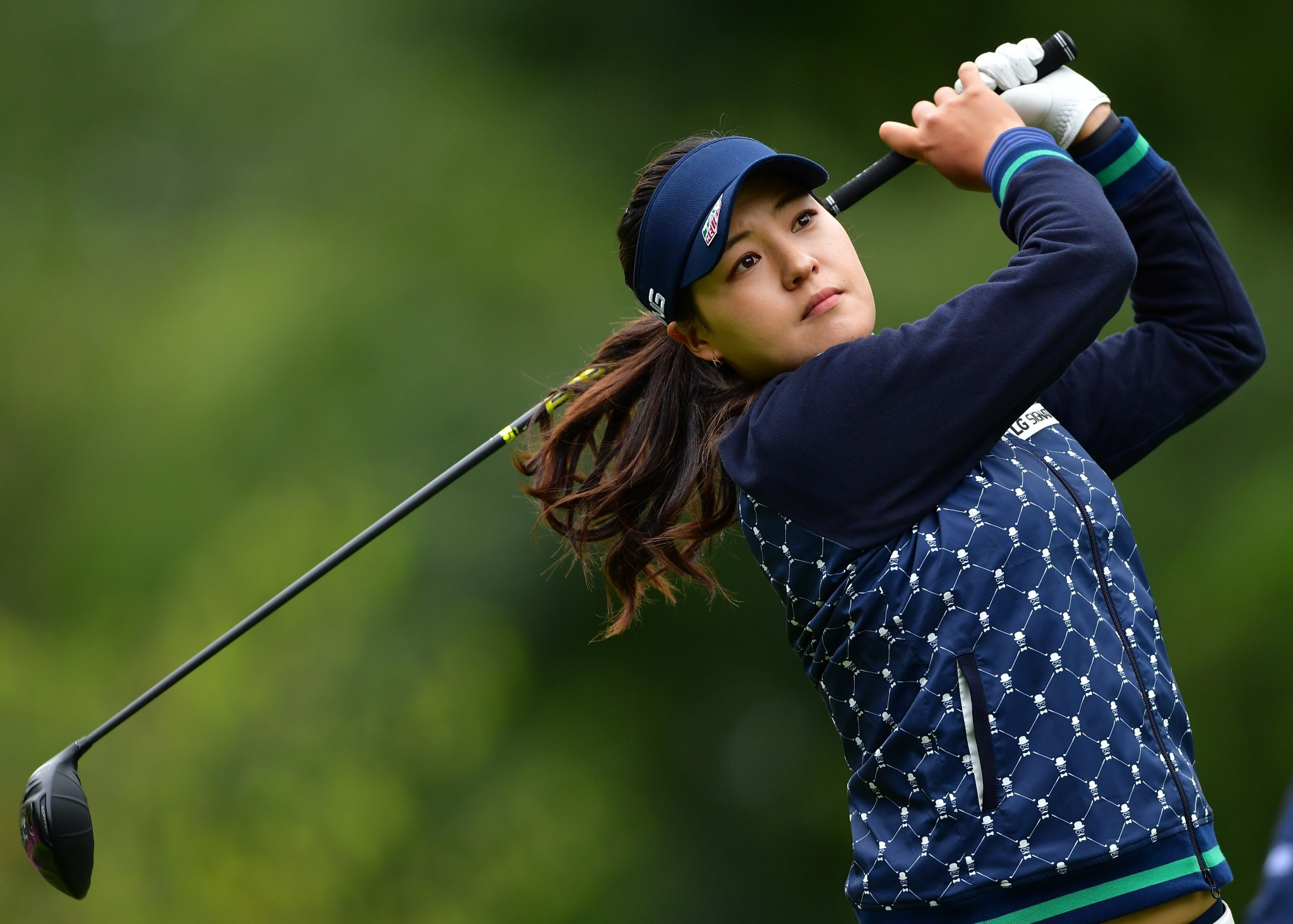 Chun faces huge challenge as she defends Evian title she won in world record fashion