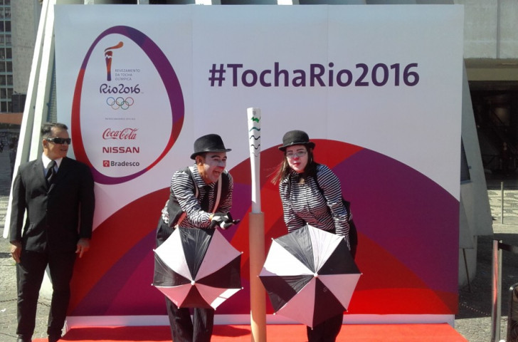 Rio 2016 Torch Relay to begin Brazilian journey on May 3