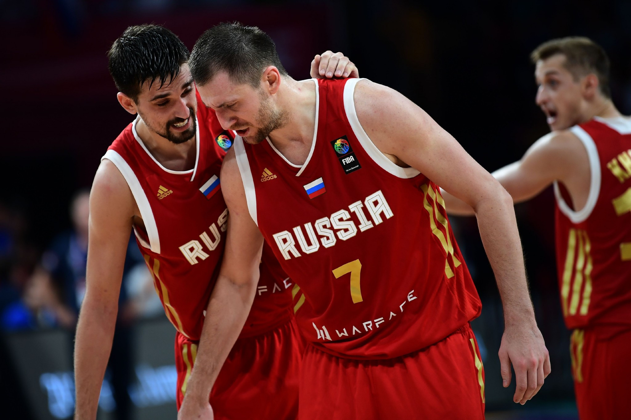 Russia defeated Greece to book their place in the semi-finals ©Getty Images