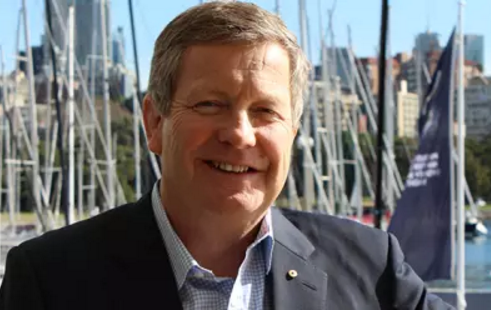 Matt Carroll was named Australian Olympic Committee chief executive in March ©AOC
