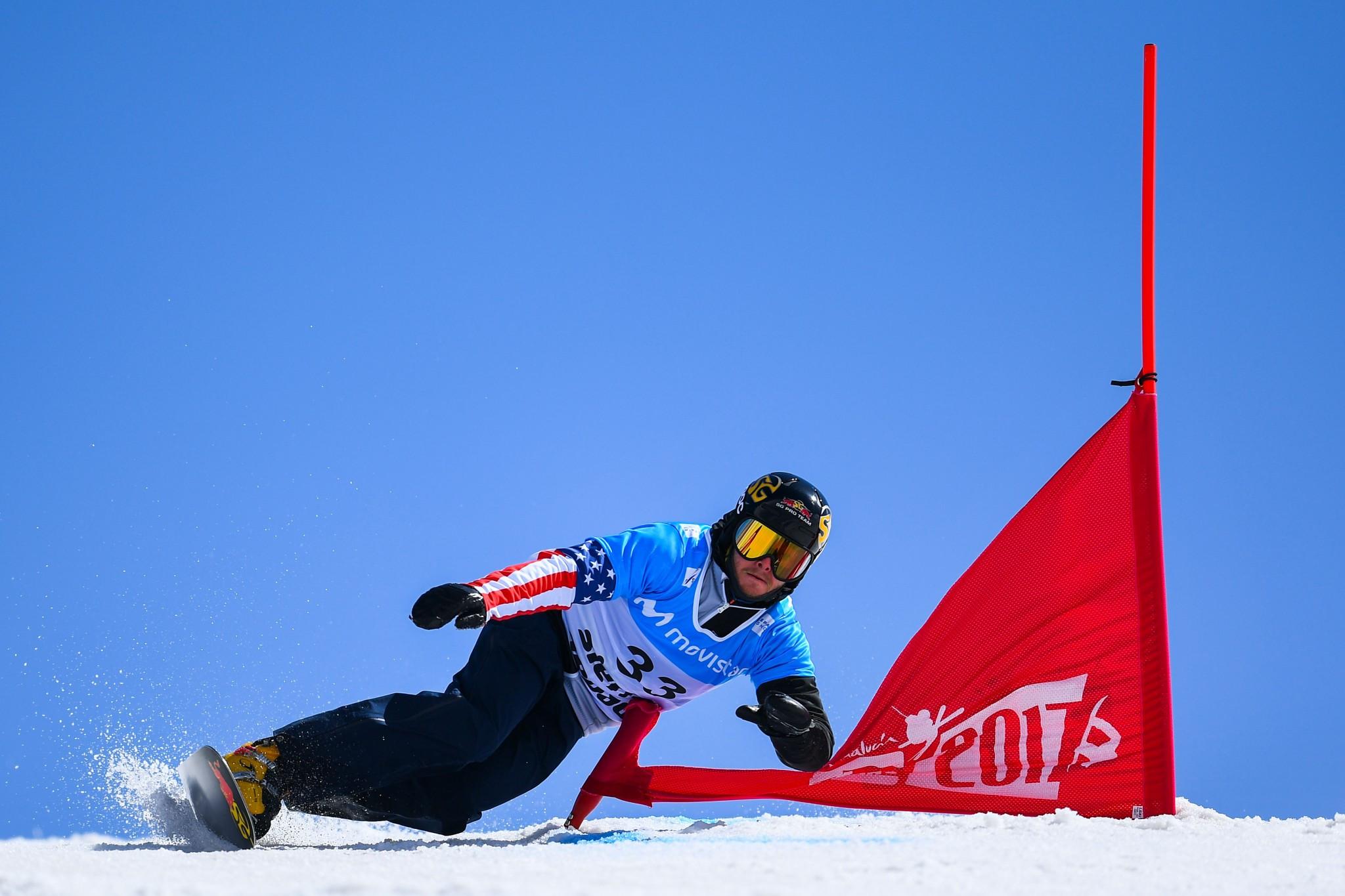 American snowboarder Reiter announces retirement