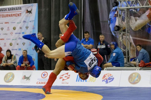 Baikal Cup sambo tournament could be held annually after successful debut