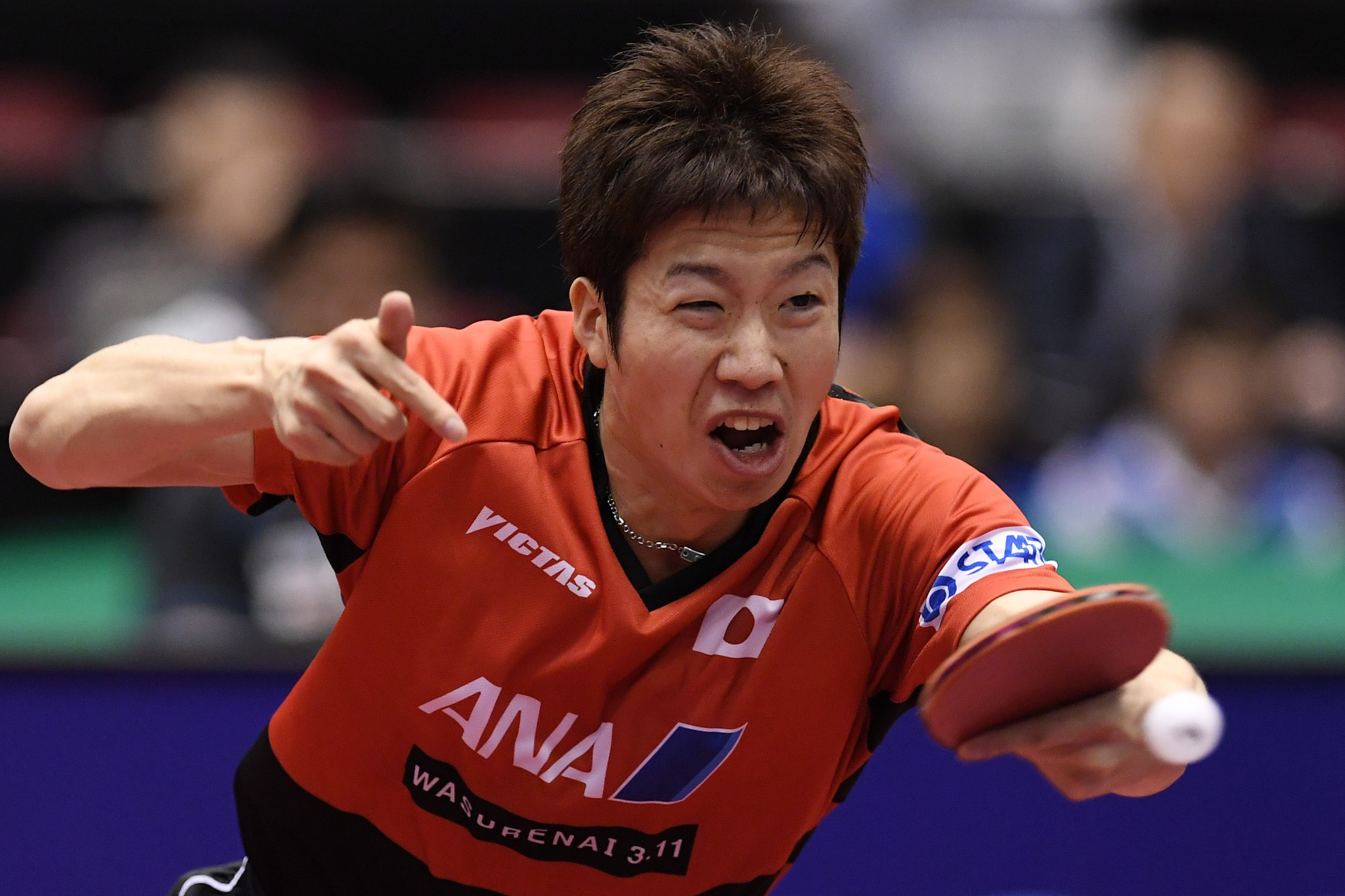 Fan eyes maiden title at ITTF Asian Cup