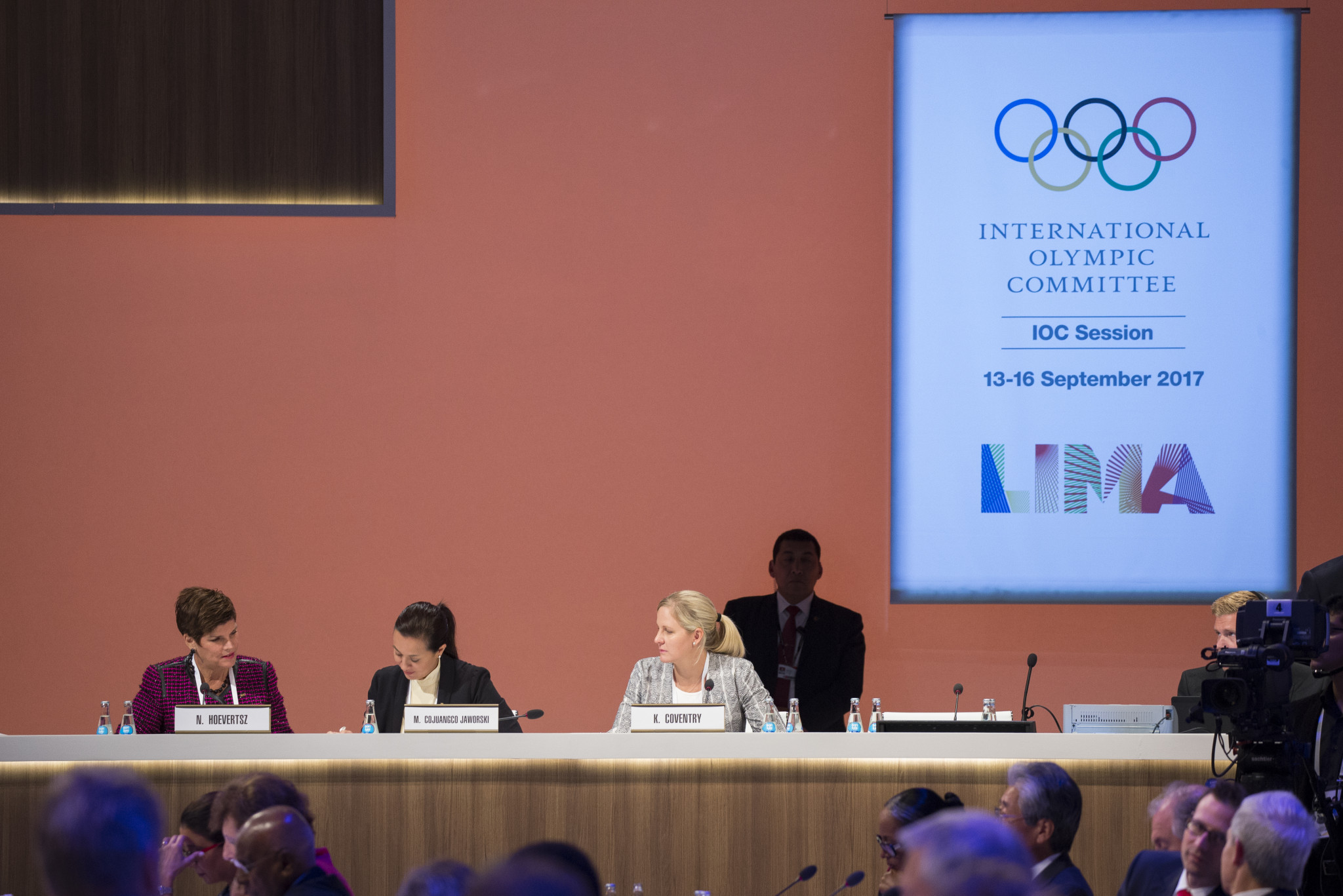 131st International Olympic Committee Session: Day two