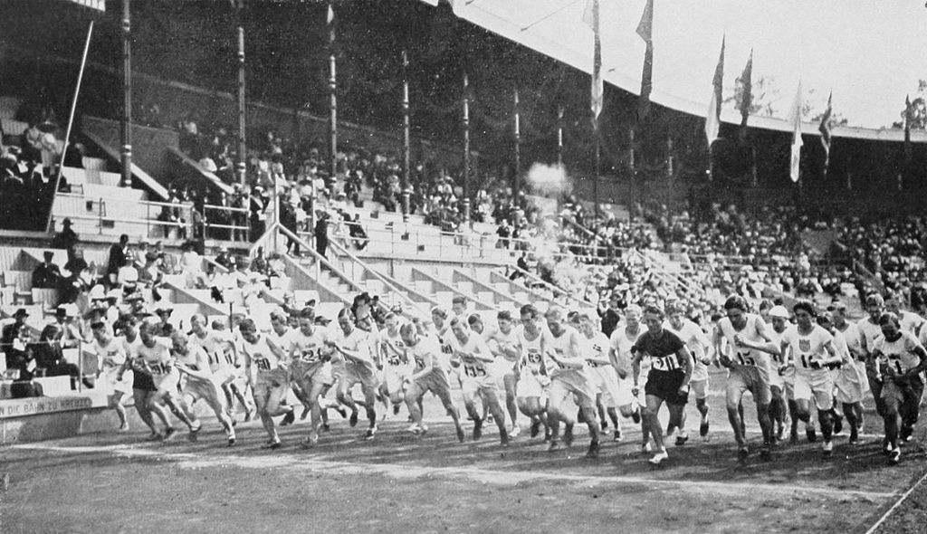 Cross-country running last appeared on the Olympic programme at Paris 1924 ©Getty Images
