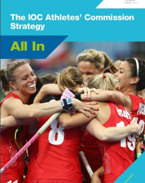 Strategy launched to enhance role of athletes in the Olympic Movement