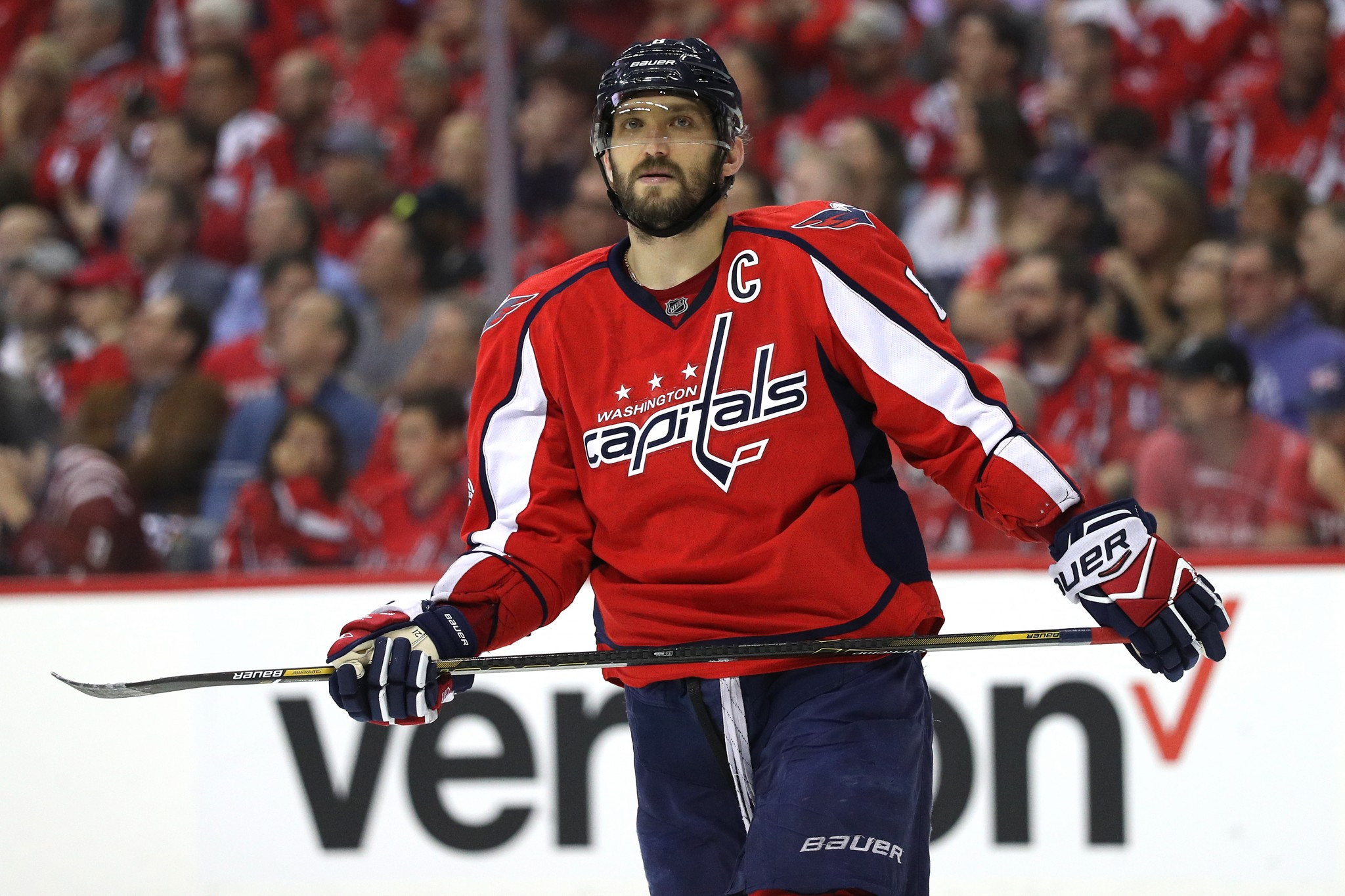 Ovechkin appears to concede defeat in efforts to compete at Pyeongchang 2018
