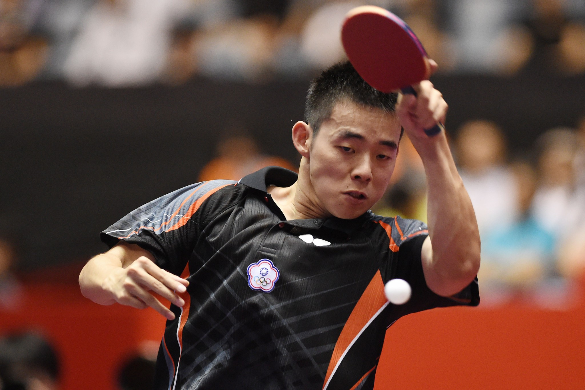 Chen claims surprise win at ITTF Asian Cup