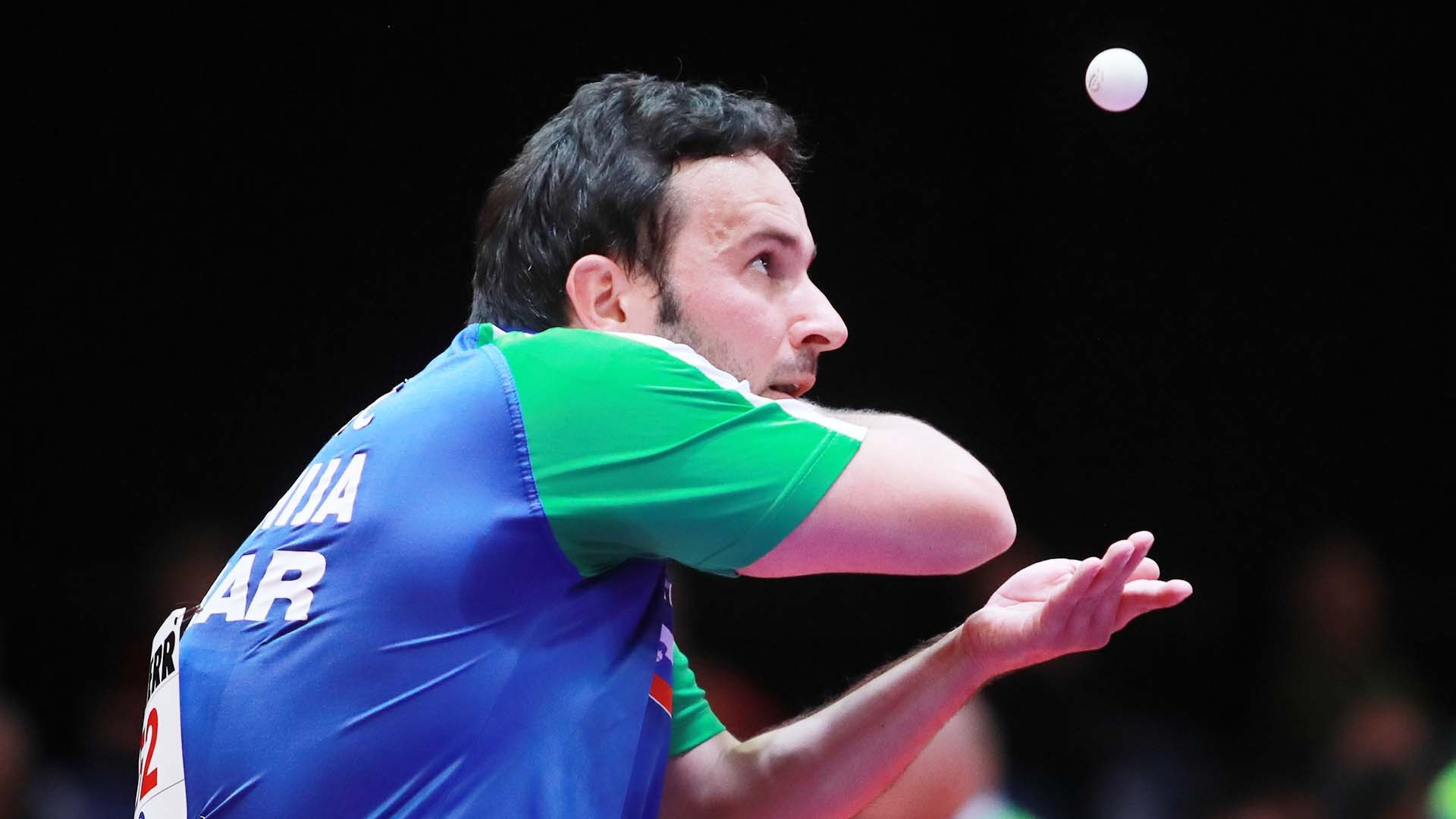 Slovenia guaranteed first-ever medal at ITTF European Team Championships