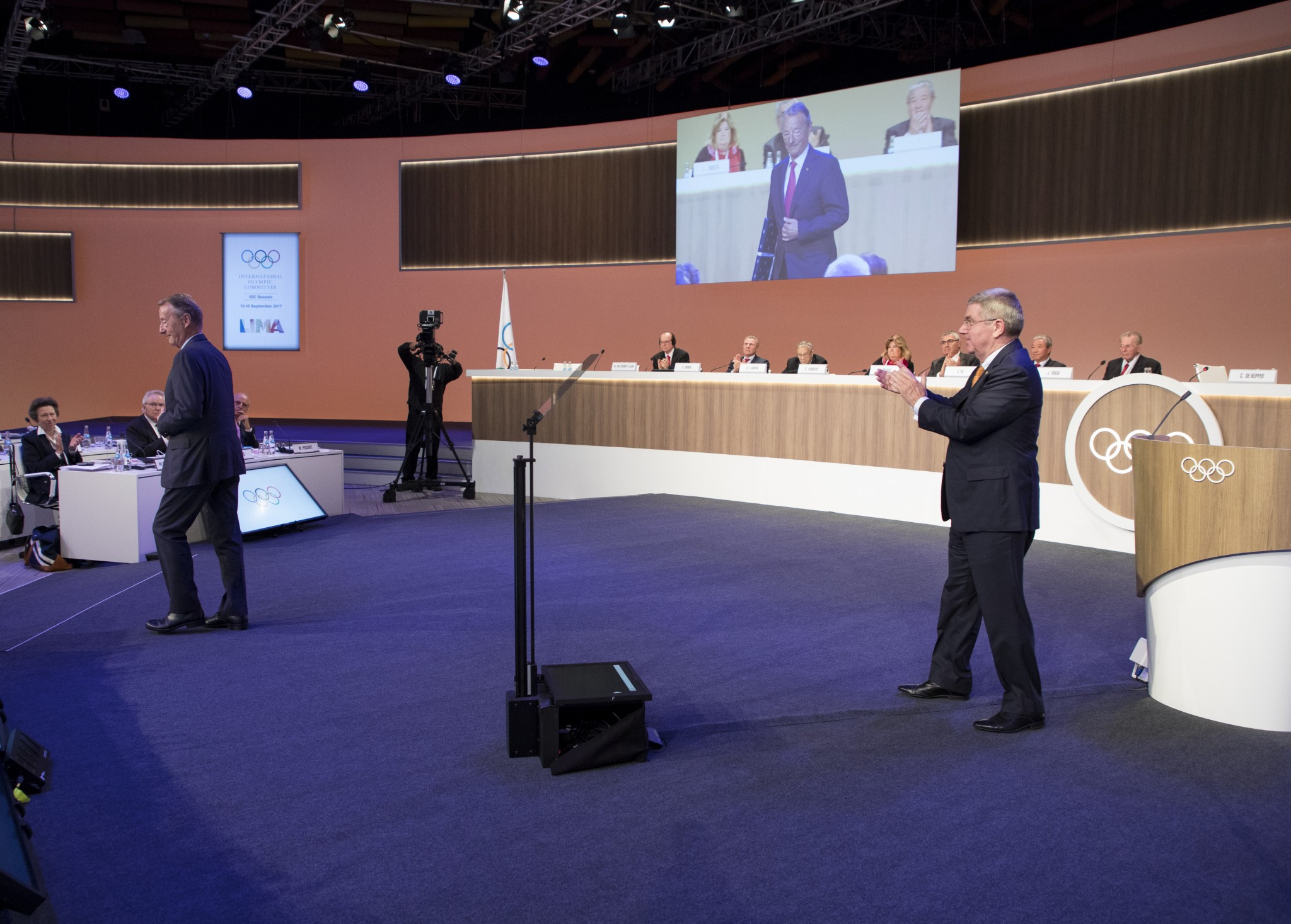 131st International Olympic Committee Session: Day three