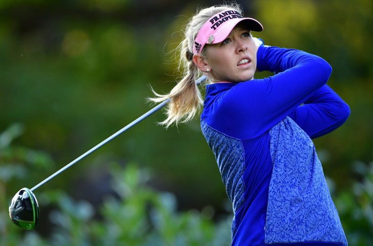 Anna Nordqvist wins playoff to take Evian Championship