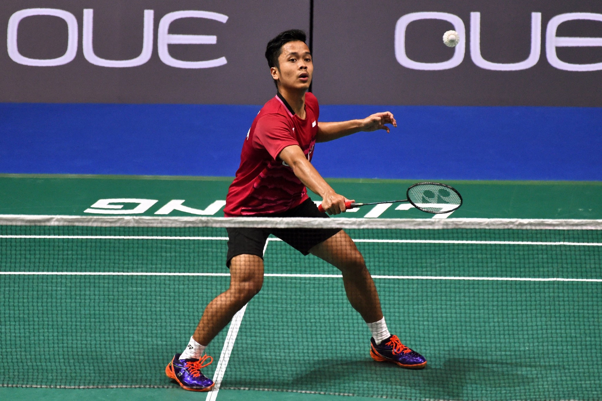 World number one beaten as Indonesians dominate at BWF Korean Open