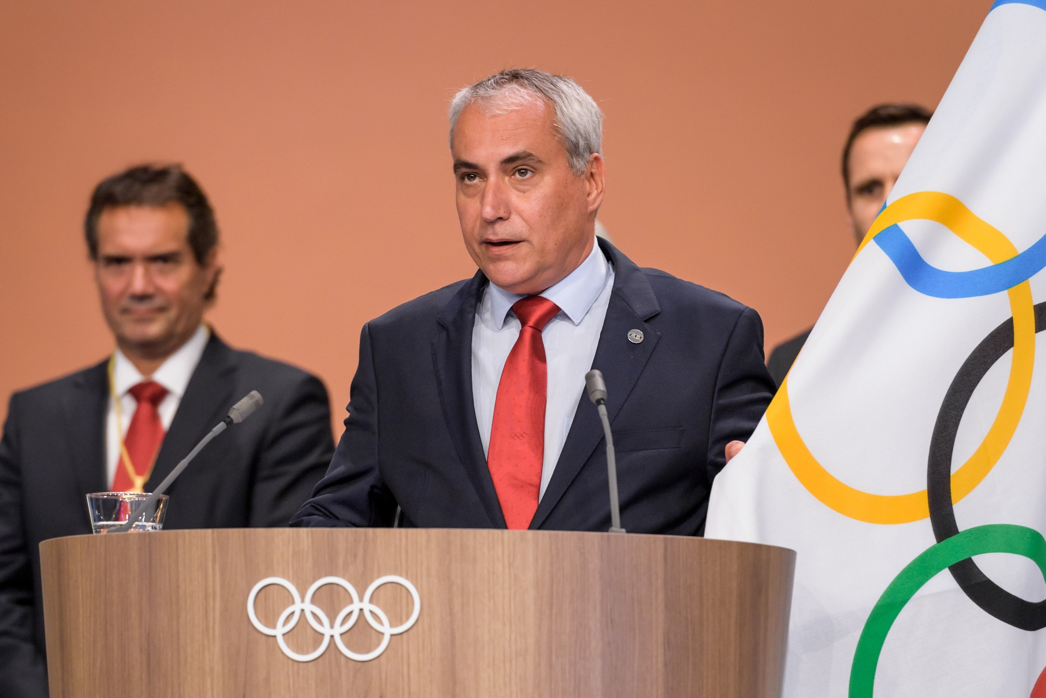 FEI President aims to boost role of federations in delivering Olympics after election as IOC member