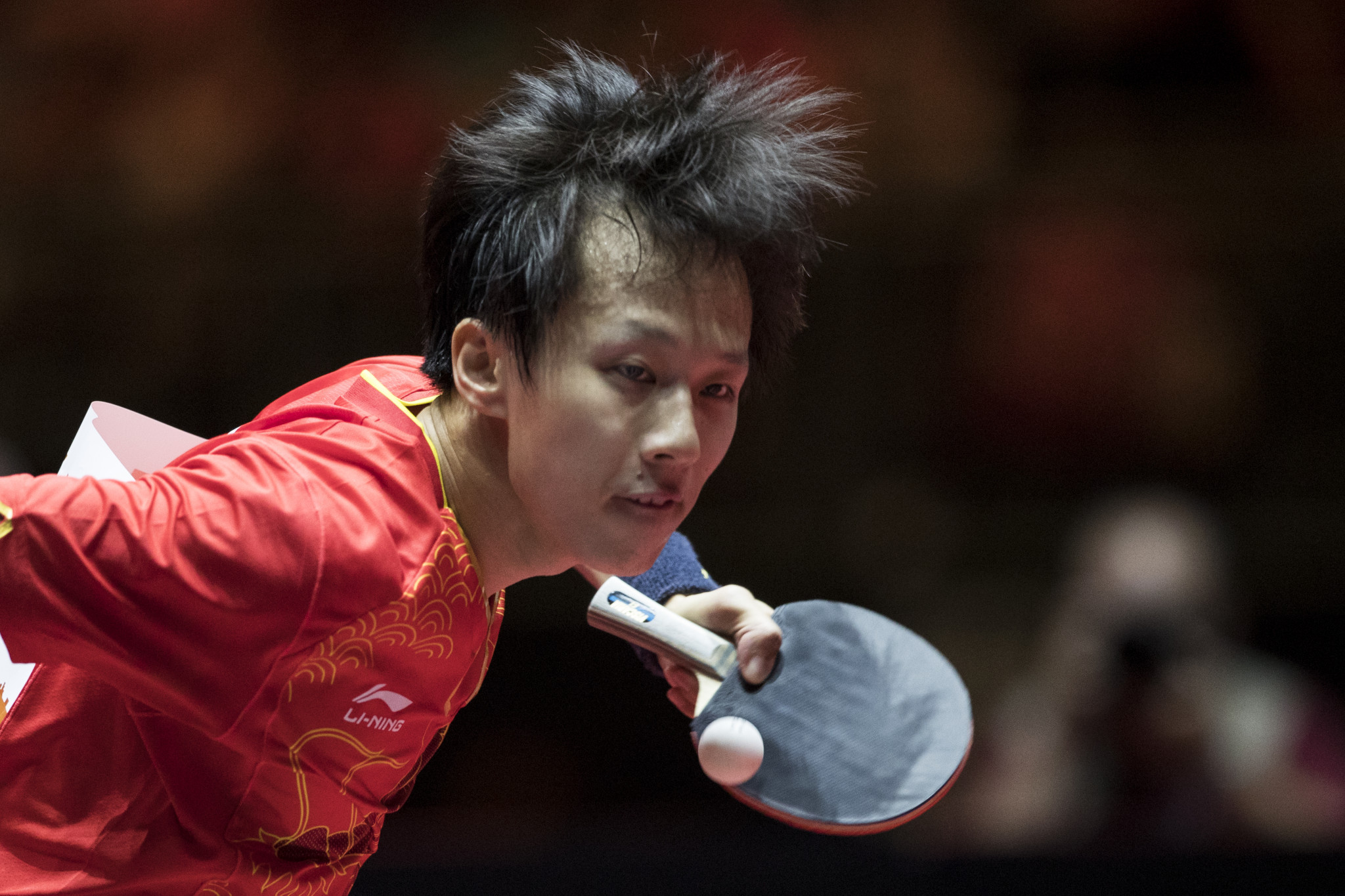 Lin and Fan to contest all-Chinese final at ITTF Asian Cup
