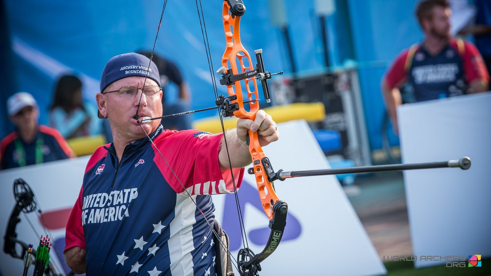 Fabry claims first World Archery Para Championships title for 10 years in Beijing