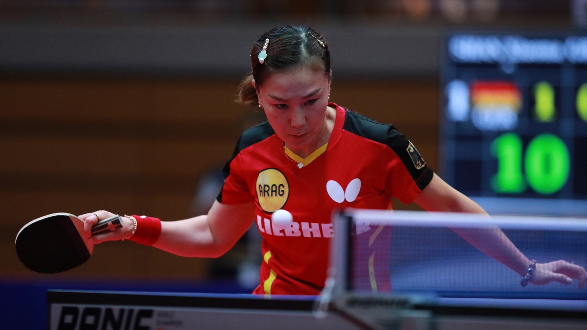 Reigning champions through to ITTF European Team Championships final