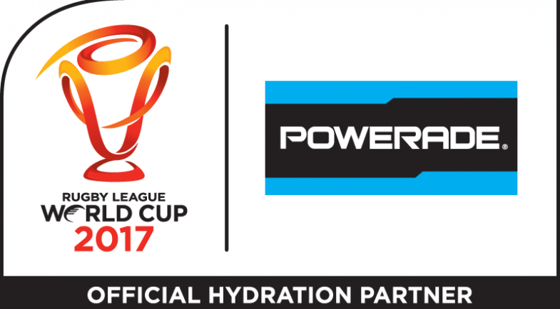 Powerade named hydration partner of 2017 Rugby League World Cup