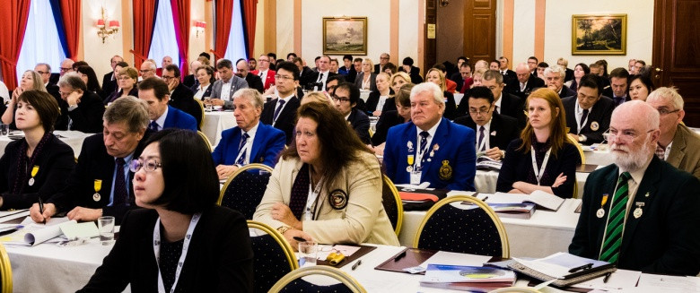The decision was made during this year's World Curling Congress ©WCF