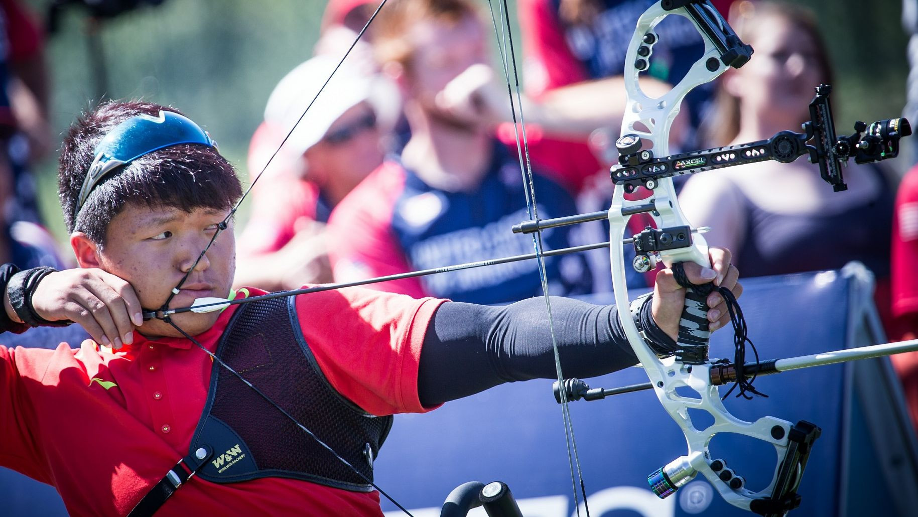 China dominate individual compound finals as World Archery Para Championships conclude