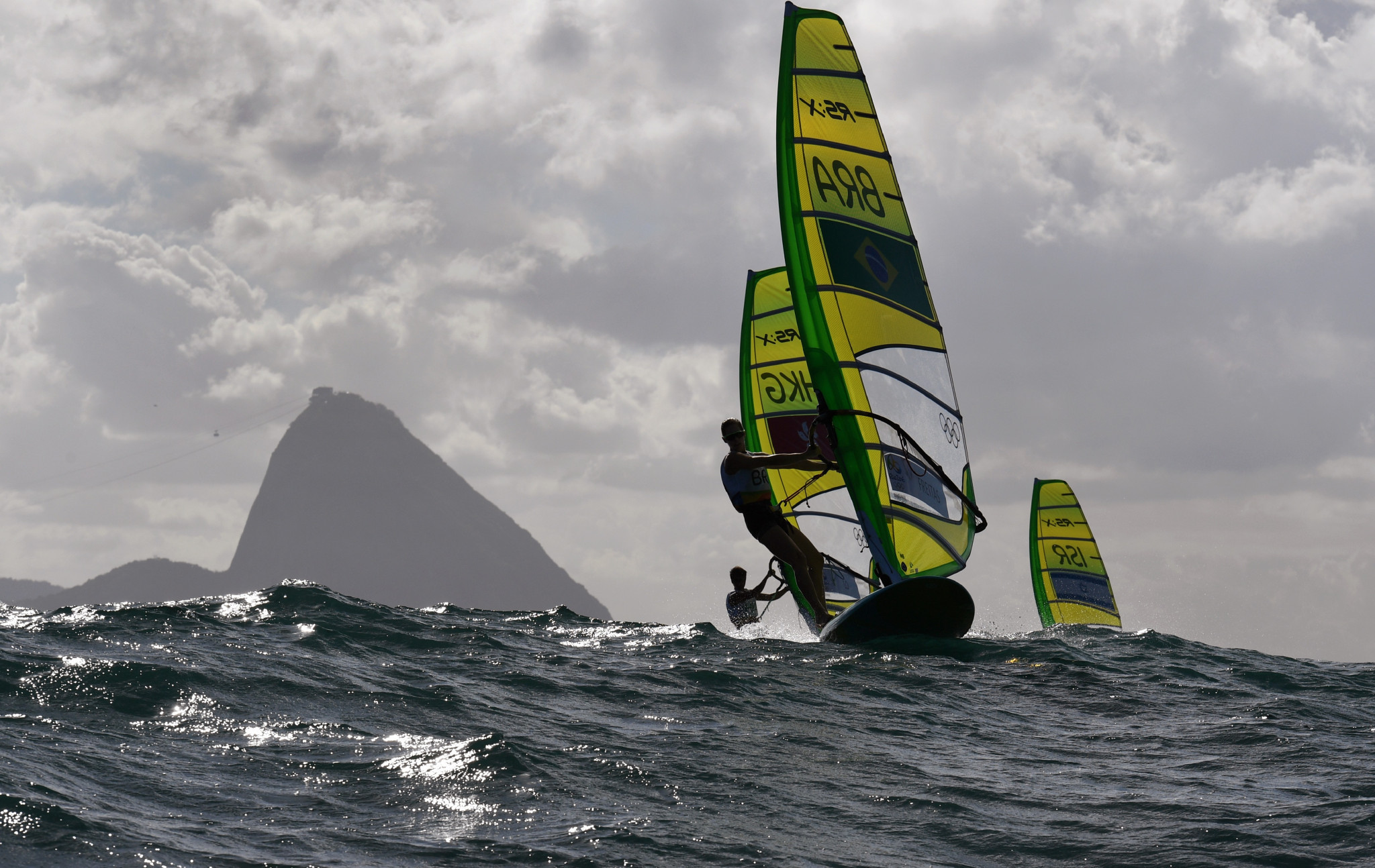 Concerns over RS:X windsurfing World Championships on Tokyo 2020 course intensify as cyclone hits Japan