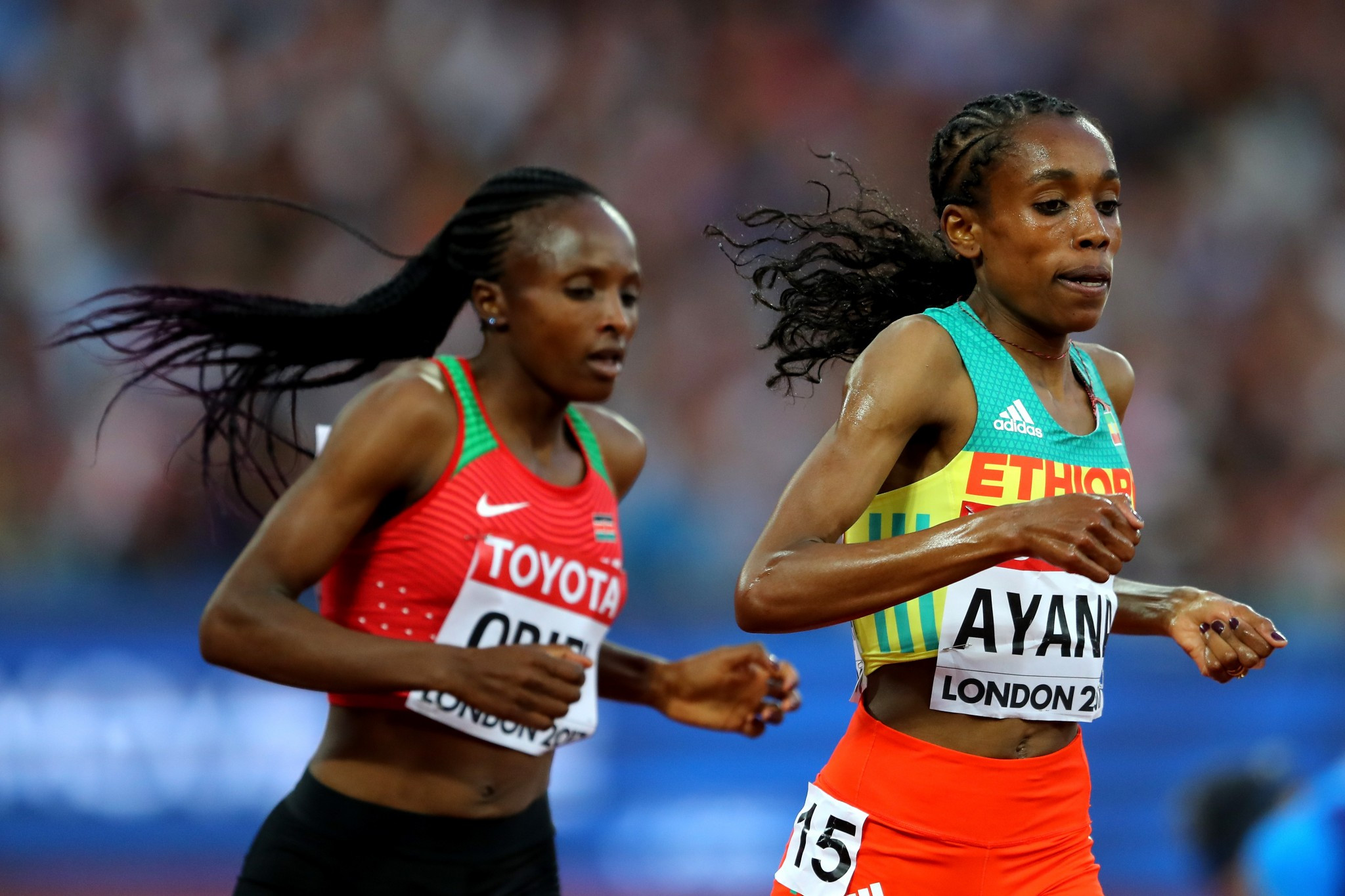 Top sporting stars from across Africa could be honoured in the award ceremony ©Getty Images
