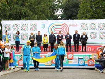 Bubka launches Olympic festival for youngsters in Ukraine