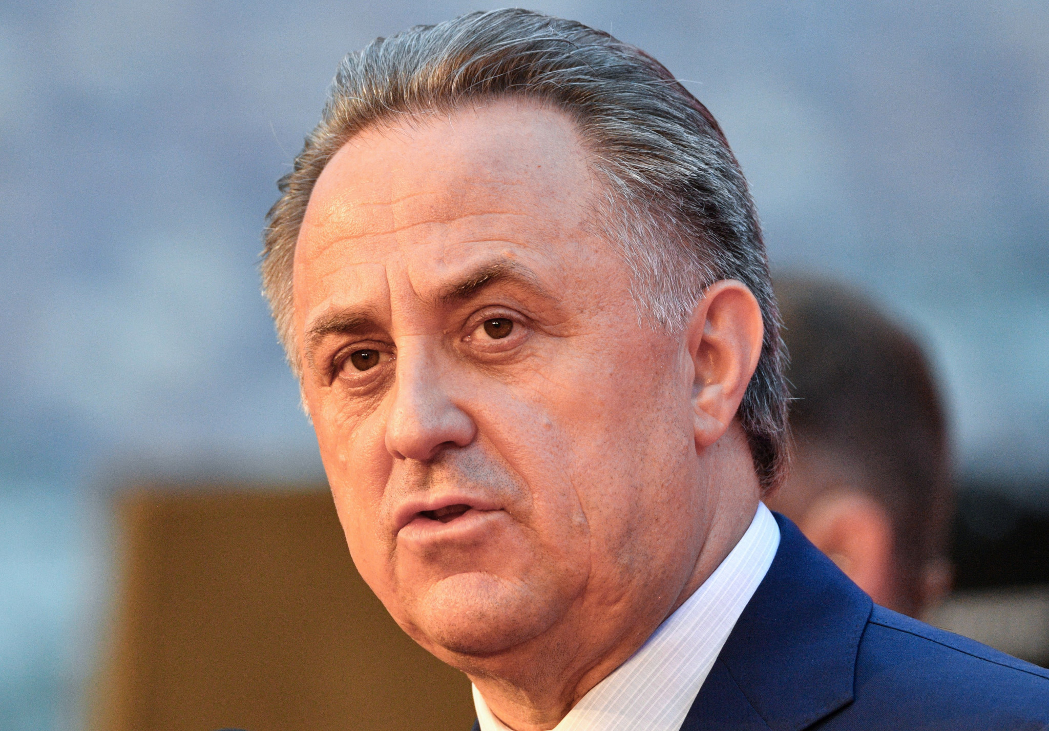 Vitaly Mutko is seen as someone who turned a blind eye to doping regimes rather than act as mastermind of them ©Getty Images