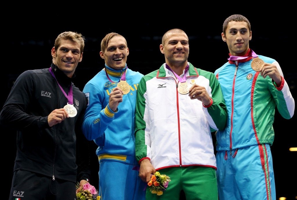 London 2012 bronze medallist Tervel Pulev will be in action on the first day for hosts Bulgaria
